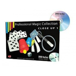 Professional Magic Collection Close Up 1