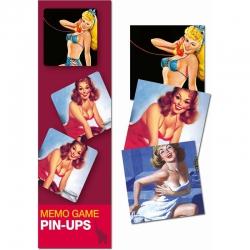 Mémo Game PIN-UPS
