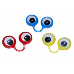 Yeux Finger Spies