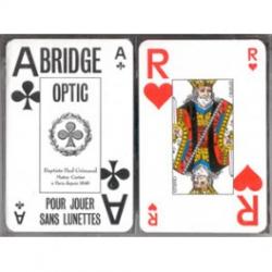 coffret de bridge Optic