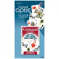 jeu de Bridge Optic