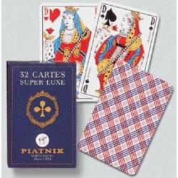Jeu de 32 cartes 'Super Luxe'