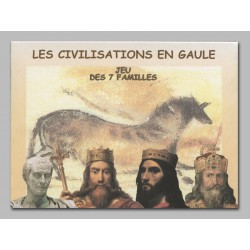 7 Familles civilisation en Gaule