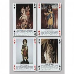Montgolfières  jeu de 54 cartes