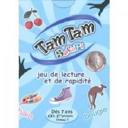 TamTam Safari Lecture et rapidité CE1