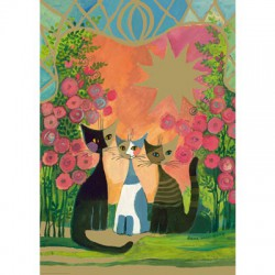 Rosina Wachtmeister 'Roses', Puzzle 2000 pièces