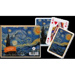 Van Gogh jeu de Bridge
