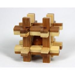 puzzle bambou Balle Prisonnière