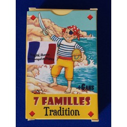 jeu des 7 famille au cirque
