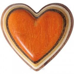 Cœur en bois