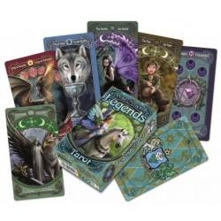 Tarot Legends d'Anne Stokes