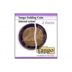 Pièce Pliante 2 euros Tango