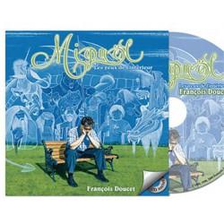 Miguël - Les yeux de l'intérieur (CD inclus)