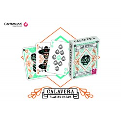 Playing Cards : Calavera