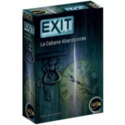 EXIT : La Cabane Abandonnée (niveau confirmé)