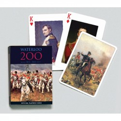 Carte Waterloo 200