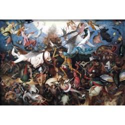 Pieter BREUGHEL l'Ancien - la Chute des Anges