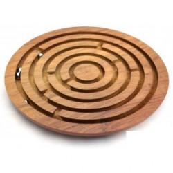 Labyrinthe en bois 12 cm