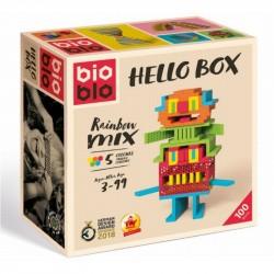 Bioblo Hello Box100 briques