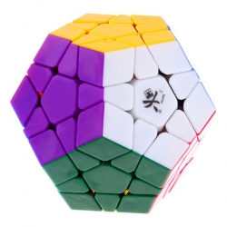 Megaminx stickerless