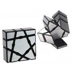 Floppy Ghost Cube Silver