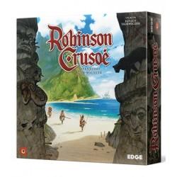 Robinson Crusoe : Aventures sur l'Île Maudite