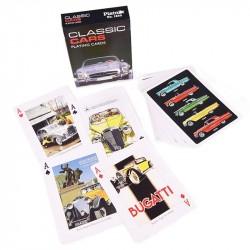 Jeu de cartes voitures - Classic cars playing cards