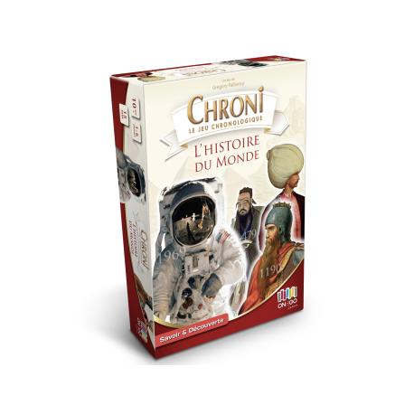 Chronicards : l'histoire du Monde