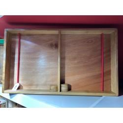 table à élastique en Chêne