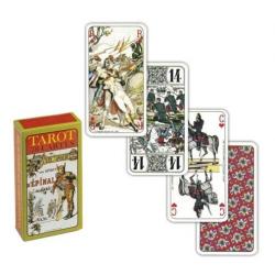 Tarot aux Armes d'Epinal
