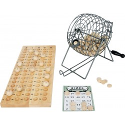 Set de jeu de Bingo