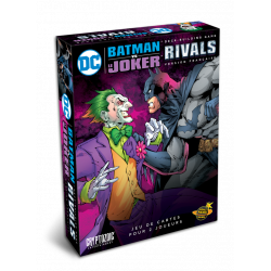 DC Comics Deck Building Rivals - Batman vs Joker