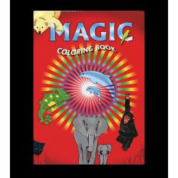 Magic Coloring Book, le livre de coloriage magique