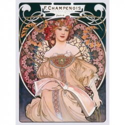 Alphonse Mucha: Dreams
