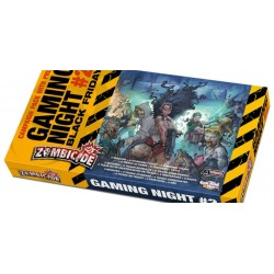 Zombicide : Gaming night 2 Black friday