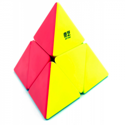Pyraminx 2x2 stickerless