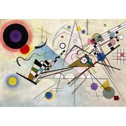 Wassily Kandinsky - Composition 8