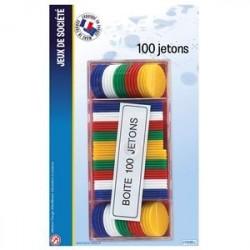 Boite de 100 Jetons