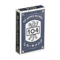 Cartes espagnoles 104 Grimaud 48 naypes refinos