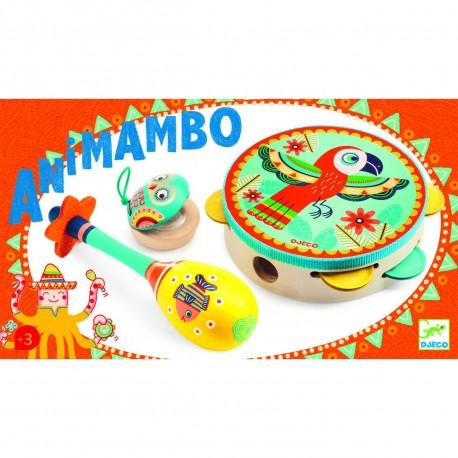 Set de percussions Animambo