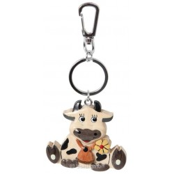Porte-clés vache