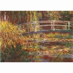 Claude Monet - Le pont japonais