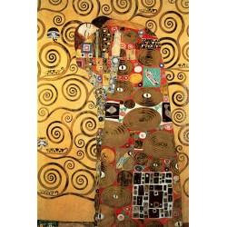 Gustav Klimt - Fulfilment