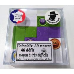 Coincidix 3D Master