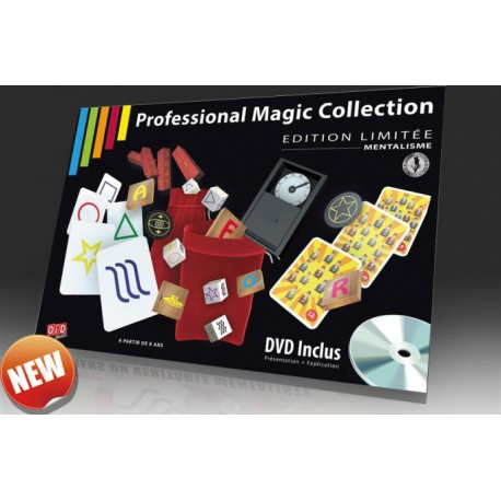 Professional Magic Collection Mentalisme