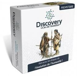 Discovery, le jeu de l'évolution : préhistoire