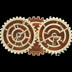 Constantin 'Zahnradlabyrinth' labyrinthe à engrenages