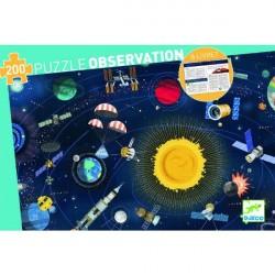 Puzzle d'Observation : L'espace