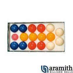 Billes Américaines Aramith 57 mm Premier
