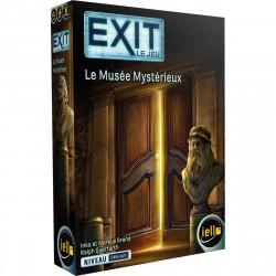 EXIT : Le musée mystérieux (niveau débutant)